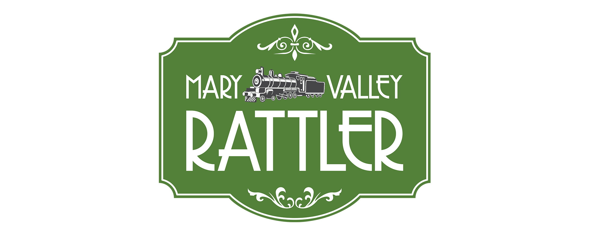 Mary Valley Rattler Logo